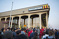 Fast food workers on strike for higher minimum wage and better benefits (25825986043).jpg