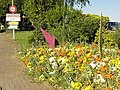 Fegersheim (Bas-Rhin) city limit sign.jpg