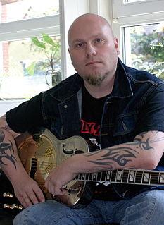 Ferdy Doernberg English-German heavy metal musician