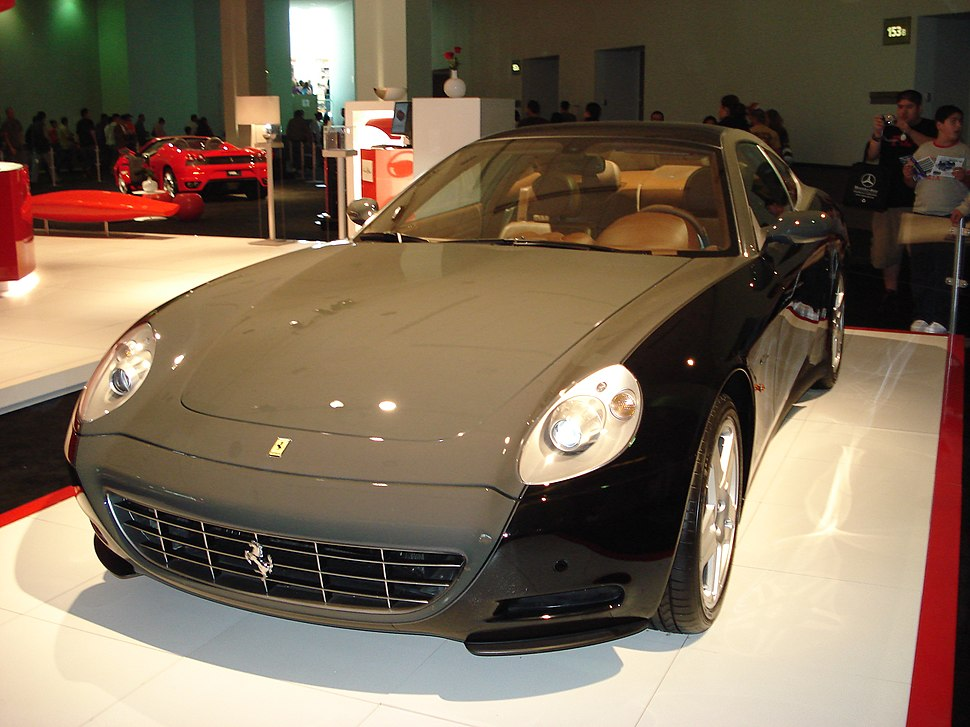 Ferrari612SessentaEdition