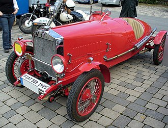 Fiat 509 - Image: Fiat 509 SM 1925