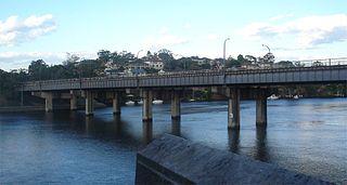 Fig Tree Bridge bridge in Australia