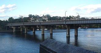Fig Tree Bridge - Image: Figtreebridge
