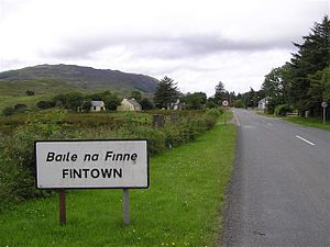 Fintown - Image: Fintown