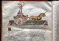 Firenze, divina commedia e trionfi, 1442, med. pal. 72, 02 trionfo della castità.JPG