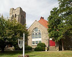 First Methodist Episcopal Church (Montclair, New Jersey)