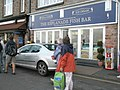 Fish and chip shop in Lynmouth - geograph.org.uk - 938541.jpg