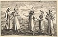 "Five Standing Muscovites (Aubry de La Mottraye's ""Travels throughout Europe, Asia and into Part of Africa...,"" London, 1724, pl. 313) MET DP825192.jpg"