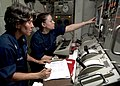 Flickr - Official U.S. Navy Imagery - transcribe readings from a shaft control unit aboard USS James E. Williams..jpg