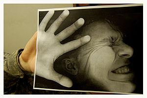 "Spc. Robert R. Newbanks titled this image, ""Ca..."