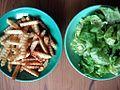 Flickr - cyclonebill - Pommes frites og salat.jpg