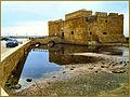 Flickr - ronsaunders47 - MOOORISH FORT IN PAPHOS. CYPRUS..jpg