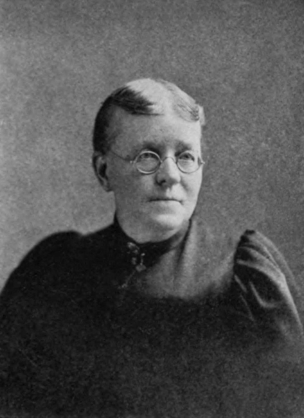 Flora Wellman