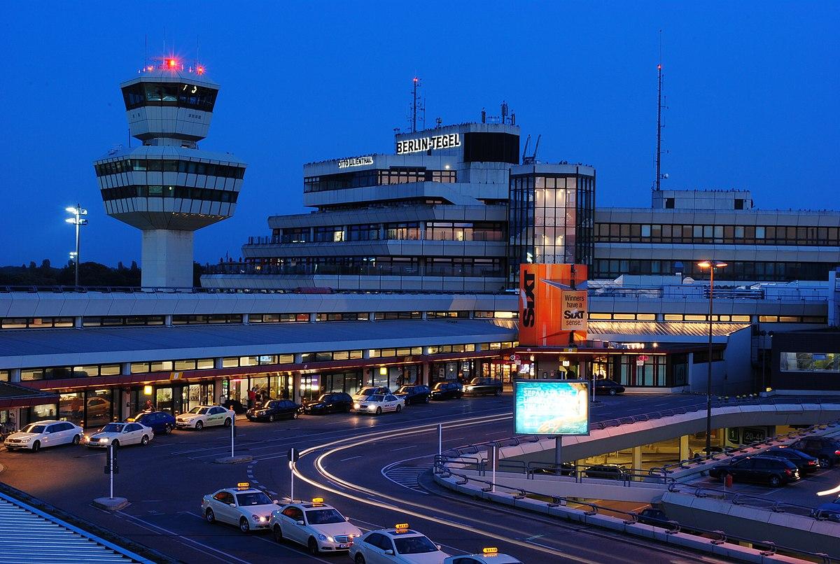 berlin tegel airport wikipedia