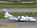 Flybe Nordic ATR 72-500 OH-ATP at HEL 05JUN2015 02.JPG