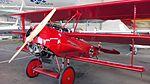 Fokker DR.I Triplane (replika) OK-UAA 90, Gliwice (3).jpg