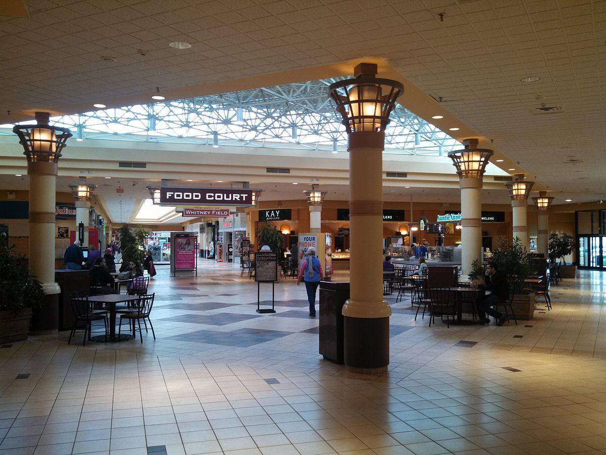 Burlington Ma Food Court