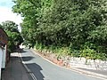 Foot of Rosebarn Lane, Exeter - geograph.org.uk - 1410306.jpg