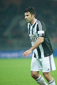 Football against poverty 2014 - Luis Figo (3).jpg