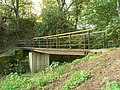 Footbridge on Hadrian's Wall Path - geograph.org.uk - 269448.jpg