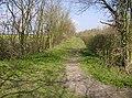 Footpath near Marlborough Farm - geograph.org.uk - 978248.jpg