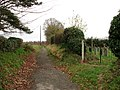Footpath to Swanton Hill - geograph.org.uk - 629792.jpg