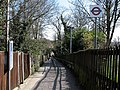 Footway to High Barnet Station - geograph.org.uk - 369890.jpg