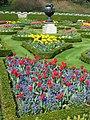 Formal Garden at Lanhydrock - geograph.org.uk - 1212725.jpg