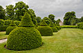 Formal gardens of Lytes Cary Manor (4698703991).jpg