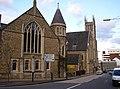 Former Chapel and Sunday School, Queens Road, Aldershot - geograph.org.uk - 359507.jpg