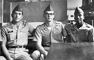 Fort Hood Three Three U.S. Army soldiers who refused orders to go to Vietnam in 1966.