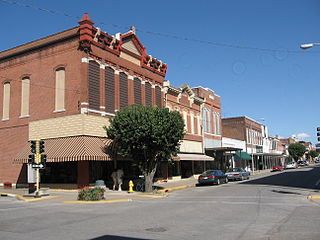 Fort Madison Downtown Commercial Historic District