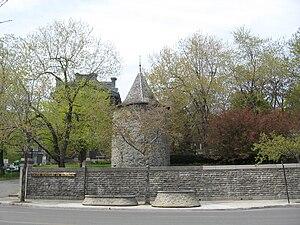 Fort de la Montagne - Fort de la Montagne