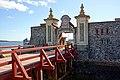 Fortress Lousbourg DSC02230 - Dauphin Gate (8176031095).jpg