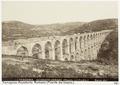 Fotografi av Tarragona. Acueducto Romano (Puente del Diablo) - Hallwylska museet - 104757.tif