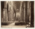 Fotografi av Westminster Abbey. London, England - Hallwylska museet - 105877.tif