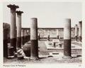 Fotografi från Casa di Meleagro. Pompeji - Hallwylska museet - 107899.tif
