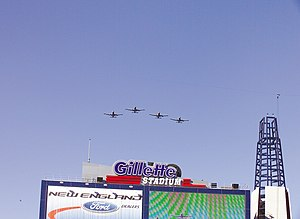 Four A-10 Warthogs Flying Over Gilette Stadium.jpg