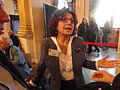 Fouzia Charfi (21e Maghreb des Livres, Paris, 7 et 8 février 2015).jpg