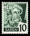 Fr. Zone Baden 1948 33 Hans Baldung.jpg