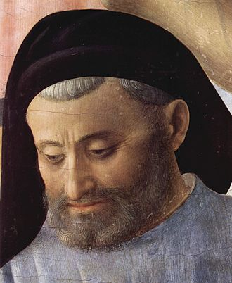 """Michelozzo - Fra Angelico's """"Deposition"""""""