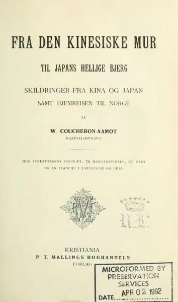 File:Fra den kinesiske mur til Japans hellige Bjerg.djvu