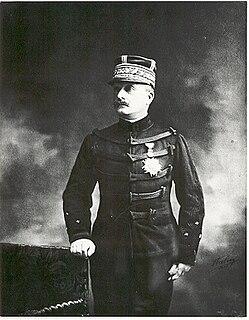 Oscar de Négrier French Army general