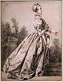 François boucher, donna di lato, andante verso destra, 1752 (stadel).jpg