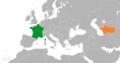 France Turkmenistan Locator.png