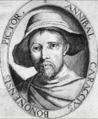 Francesco Curti, Annibale Carracci self-portrait.png