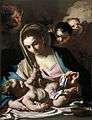 Francesco Solimena - Madonna and Child - Google Art Project.jpg
