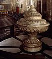 Francis Bird Font, 1727. St Paul's Cathedral, London.jpg
