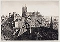 Francis Dodd - Auxerre - circa 1930 - Dodd-98377.jpg
