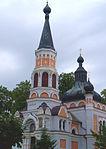 Kostel pravoslavný, sv. Olgy